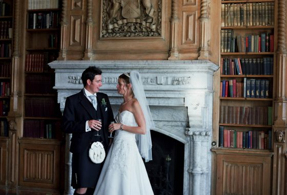 Home Page - Old Library - In Fettes_weddings